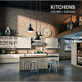 Kitchens by Claudia Martinez Alonso - 9783864075841 Book