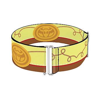 Disney Toy Story Jessie Cosplay Wide Cinch Waist Belt