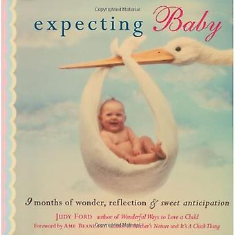 Expecting Baby: Nine Months of Wonder,Reflection and Sweet Anticipation