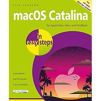 macOS Catalina in easy steps - Covers version 10.15 by Nick Vandome -