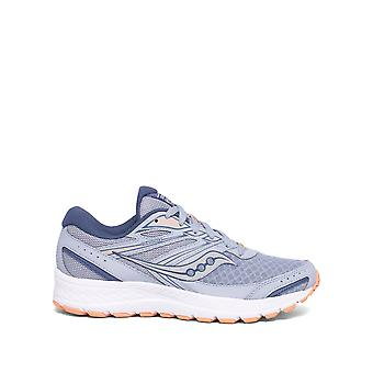 Saucony Women's Cohesion 13 Running Shoes Blue
