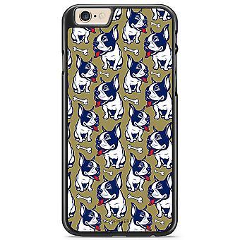 Bjornberry Shell iPhone 6 Plus/6s Plus - French Bulldogs