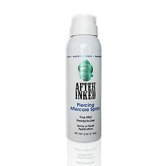 After Inked Body & Oral Piercing Aftercare Spray 90 ml