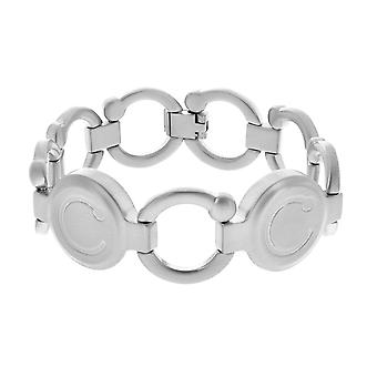 Pirouette Magnetic Bracelet Brushed Stainless Steel (Size: Standard 180mm)