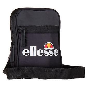 Ellesse Venna Polyester Small Black Cross Body Unisex Bag