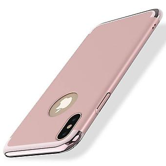 ShockProof 360 Hybrid Matte Ohut ohut kotelo kansi Apple iPhone 5 Se 7 6s Plus