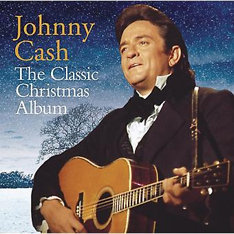 Johnny Cash - klassieke kerst Album [CD] USA import