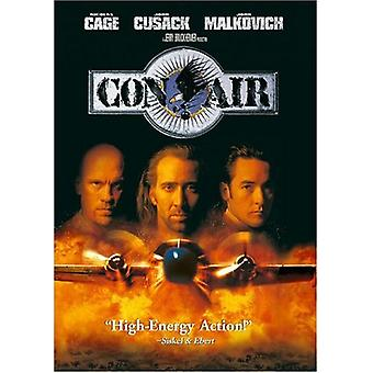 Con Air [DVD] USA import