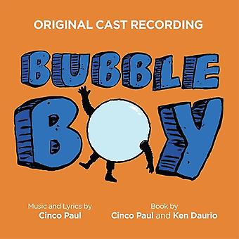 Paul * Cinco - importazione USA Bubble Boy [CD]