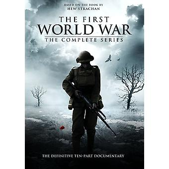 First World War: Complete Series [DVD] USA import