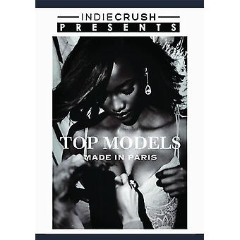 Top Models Made in Paris [DVD] USA import