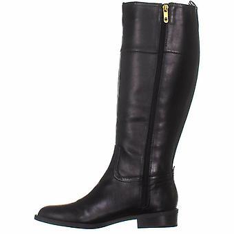 Tommy Hilfiger kvinner Ilia4 Leather Almond toe kne høy mote støvler