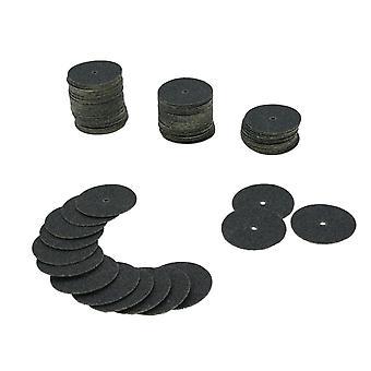 Paper Discs, Coarse, 100 Pieces, Box Of 100