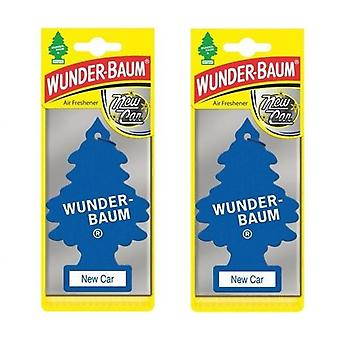 Wunder-Baum (Novo Carro) 2-Pack