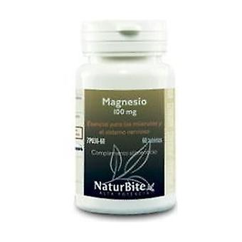 Magnesium 60 tablets of 100mg