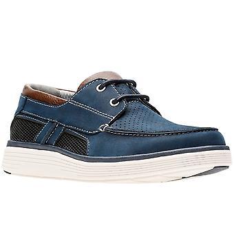 Clarks Un Abode Step Mens Lace Up Shoes