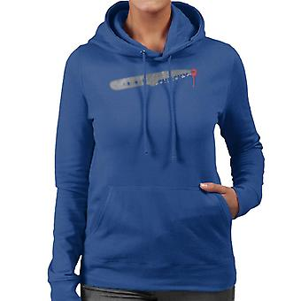 Chucky Droplet Of Blood Women's Sudadera con capucha