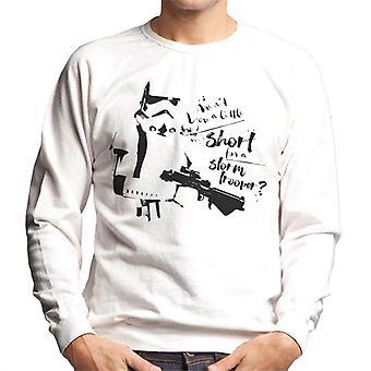 Star Wars Krótki dla bluza męska szturmowiec