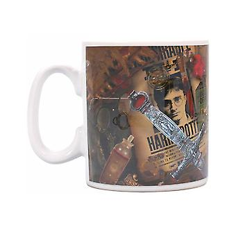 Harry Potter Mug Heat Changing Horcrux Dark Wizard new Official Boxed