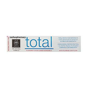 Total Protection Toothpaste With Spearmint and Propolis 75 ml of cream