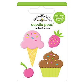 Doodlebug Design Sweet Treats Doodle-Pops