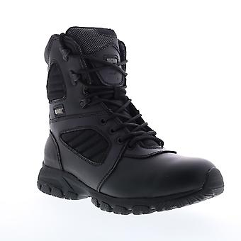 Magnum Response III 8.0 SZ 5207 Mens Black Wide Leather Tactical Boots