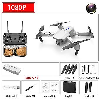 E525 Drone 4k Hd Dual Camera 1080p Wifi Visual Positioning High Maintenance