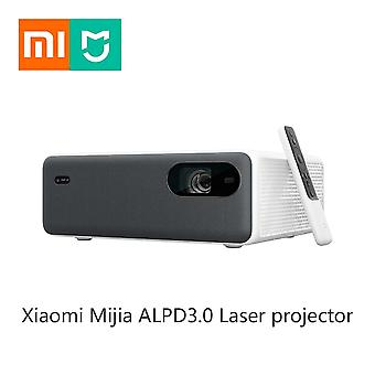 Original Laser Projector 2400 Ansi Lumens 1920*1080p Full Hd 3d Projector, Home