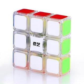 Qiyi 133 Magic Speed 1x3x3 Würfel - professionelle Puzzles Magic Square Anti Stress
