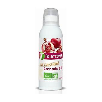 Concentrated organic pomegranate juice 500 ml