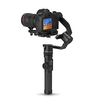 Bluetooth Camera Stabilizer Lcd Arca 360 ° Rotation For Canon Sony Panasonic