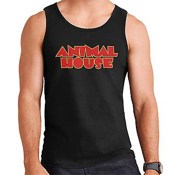 Animal House Red Logo Men's Vest