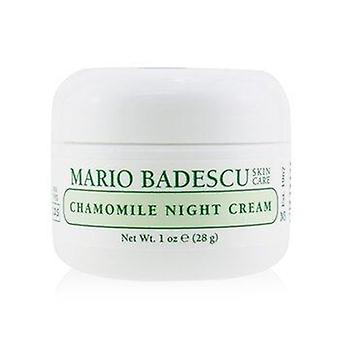 Chamomile Night Cream - For Combination or  Dry or  Sensitive Skin Types 29ml or 1oz