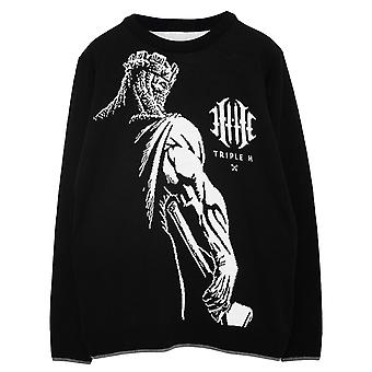 WWE Triple H King Of Kings Women's Knitted Jumper | Mercadoria Oficial