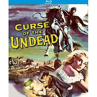 Curse Of The Undead (1959) [Blu-ray] USA import