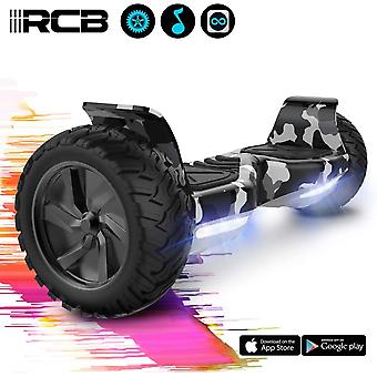 RC Hoverboard Hummer Challenger Basic Off-Road mit Bluetooth App