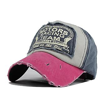Spring Cotton Cap, Baseball snapback hattu