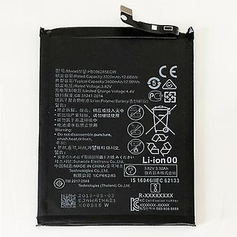 3320mAh לי פולימר סוללה HB396285ECW עבור Huawei P20 / כבוד 10 / COL-AL00 / AL10 / TL00 / TL10