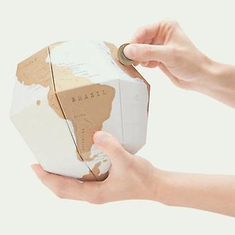 Scratch Kart Globe