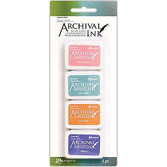Wendy Vecchi Mini Archival Ink Pads - Set #3