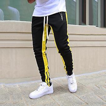 Mens Joggers Casual Fitness Sportswear Tracksuit Bottoms Skinny Sweatpants