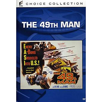 importer des 49e homme (1953) [DVD] é.-u.