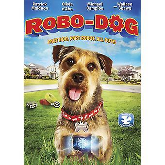 Robo-Dog [DVD] USA import