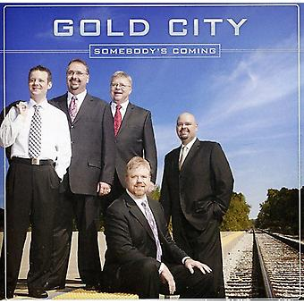 Gold City - Somebody's Coming [CD] USA import