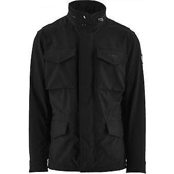 Belstaff Black Fieldwood Jacket