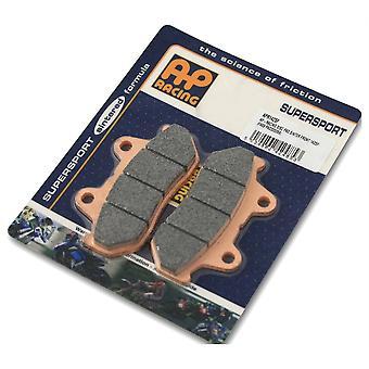 AP Racing SR Supersport Sinter Rear Disc Pads - #446SR