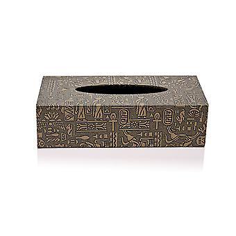 Tkáňová krabice umělá kůže