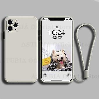 Protector Case For Iphone Xs Max Xr X 7 8 6s Plus Se2 Cover With Strap