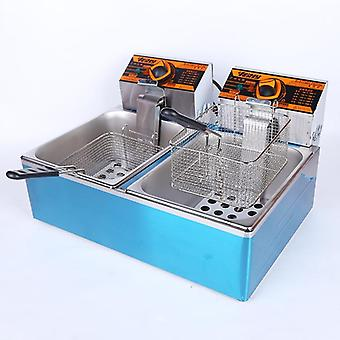 Multi-functional Electric Fryer, Snacks Frying Furnace
