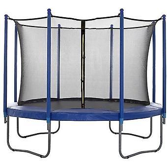 Siatka trampolinowa 366 cm wewnętrzna siatka zabezpieczająca krawędzi